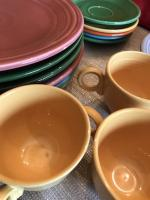 VINTAGE FIESTAWARE DISHES