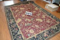 LARGE AREA RUG 7.9 FT X 10.9 FT