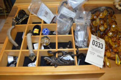 MISC DRAWER PULLS, CABINET KNOBS