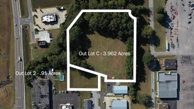 OUTLOT C-2 COMMERCIAL LOT-  3.962+/-ACRES