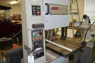 MSC INDUSTRIAL METAL CUTTING BAND SAW WITH BLADE WELDER